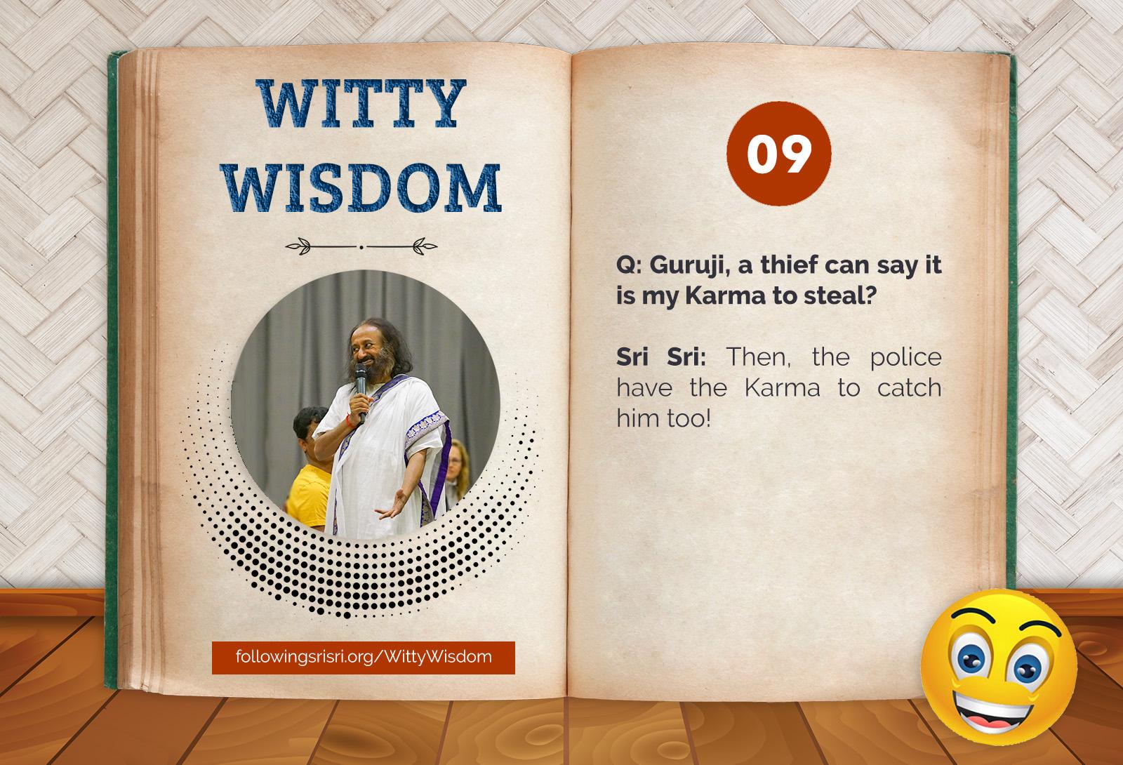 Karma   Witty Wisdom