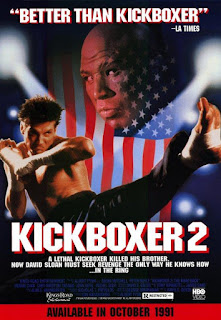 Kickboxer 2(Kickboxer 2: The Road Back )