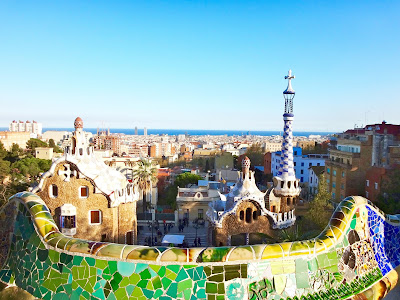 Travel Tuesday: Barcelona