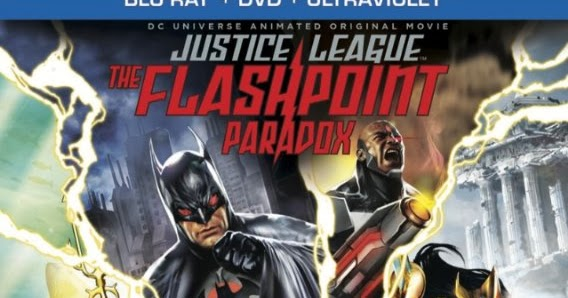ustice league the flashpoint german