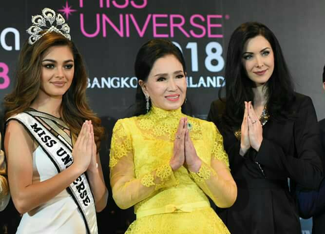 miss universe 2018 venue host country bangkok thailand