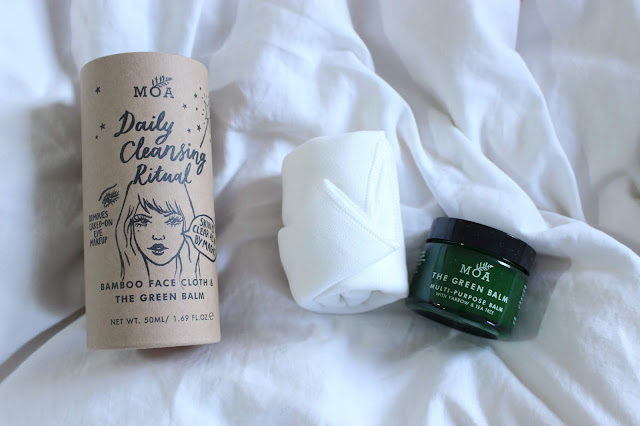 Moa review, Moa blog review, Moa skincare review, Moa blog review, green balm review moa