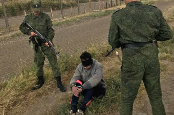 Guardias fronterizos rusos detienen intruso en frontera armenia