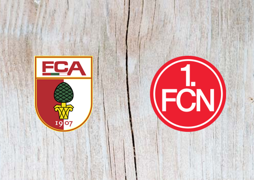 Augsburg vs Nuernberg - Highlights 03 November 2018