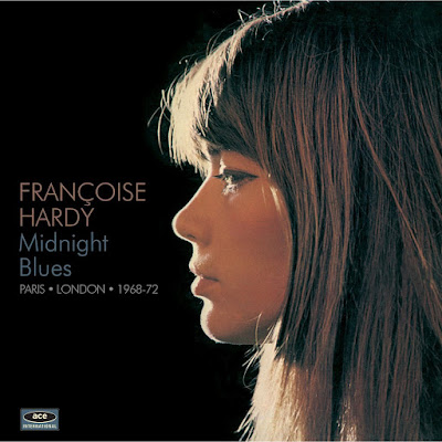 Françoise Hardy - Midnight blues - Paris.London.1968-72
