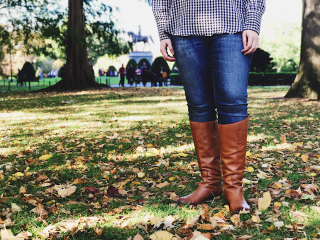 Oct 2017 Favorites: Penny Riding Boots