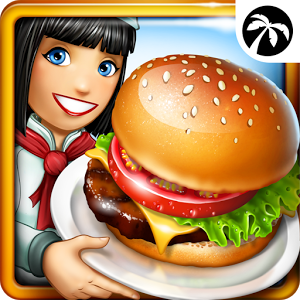 Cooking Fever Mod Apk v2.2.3 Unlimited Coins/Gems