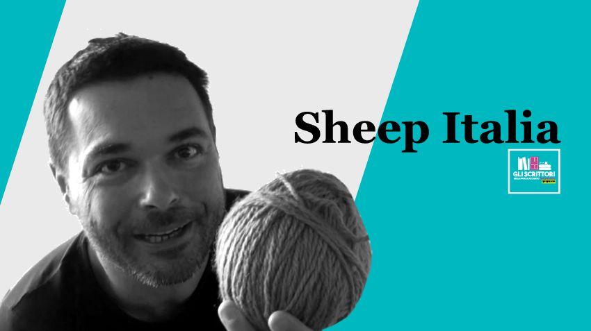 Sheep, la neonata associazione di Saverio Tommasi per «filare la vita»