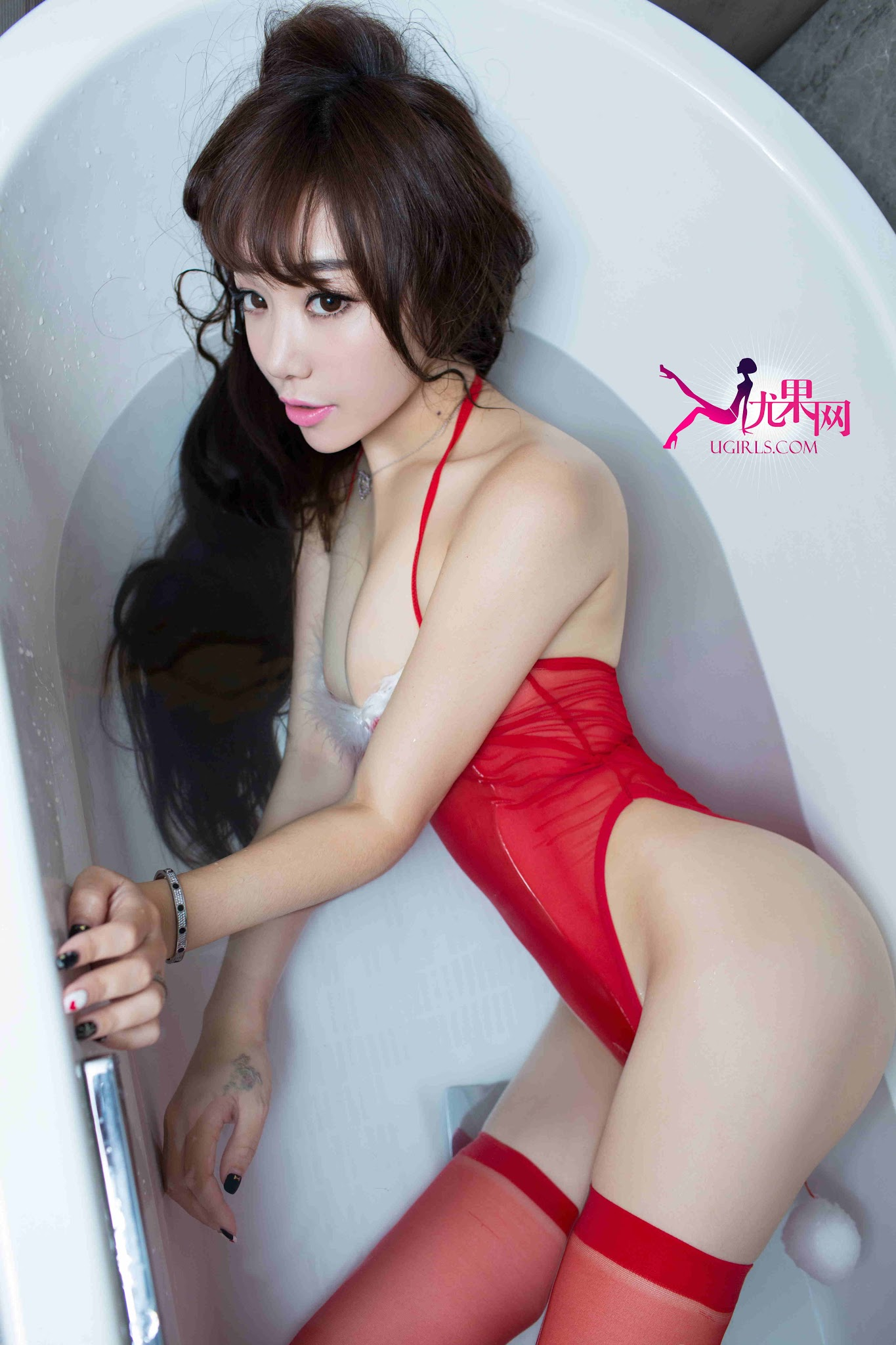 Han Yu Fei 韩雨菲 uHD Naked Cosplayer on 尤果网 | | GravureGirlz