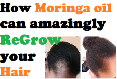 How to make moringa oil for hair