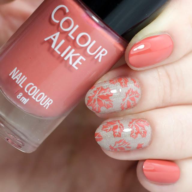 """Colour Alike """"Autumn Maple"""""""