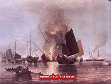 Perang candu 1839 - 1842