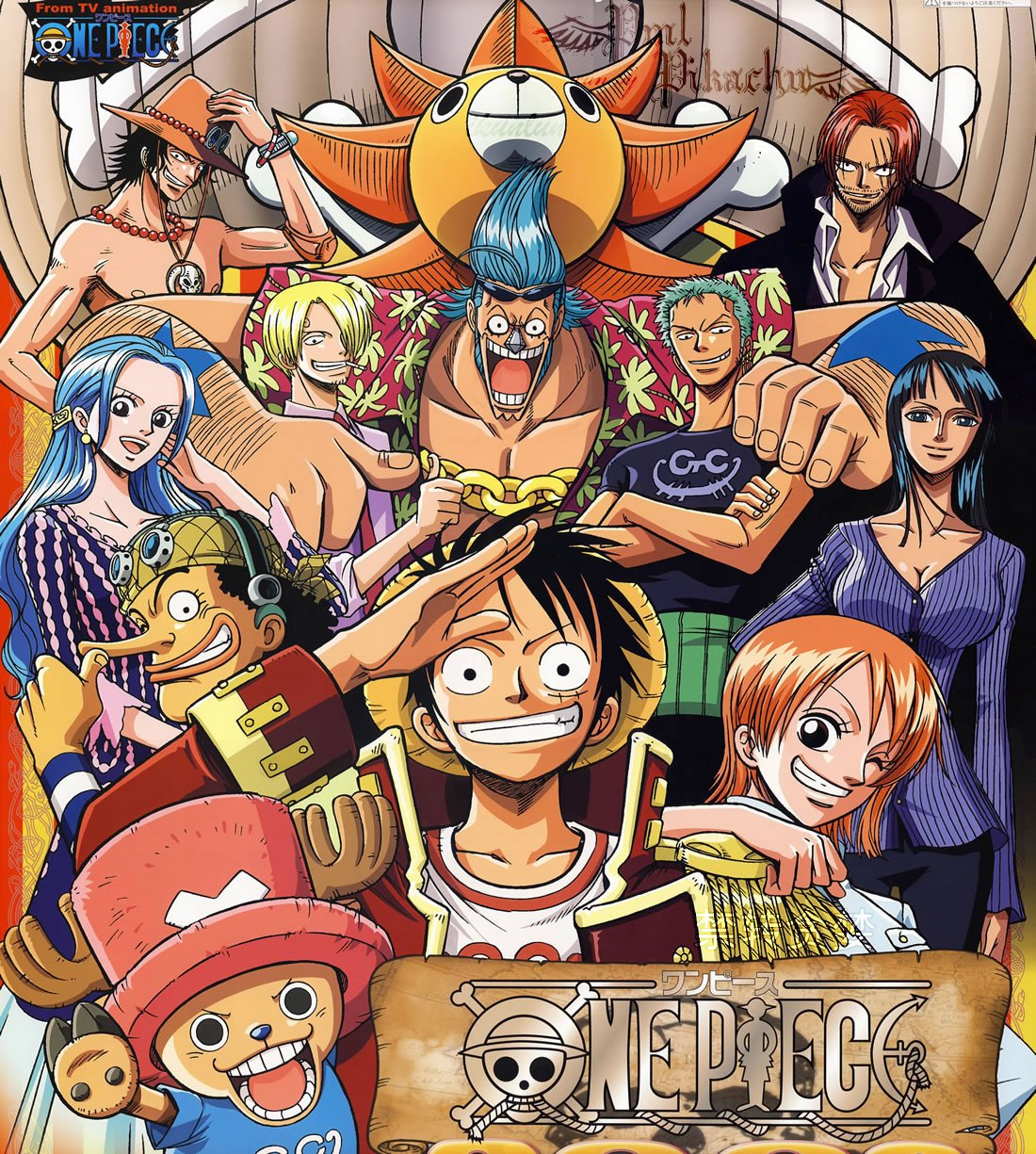 Kumpulan Gambar Kartun Lucu E Piece
