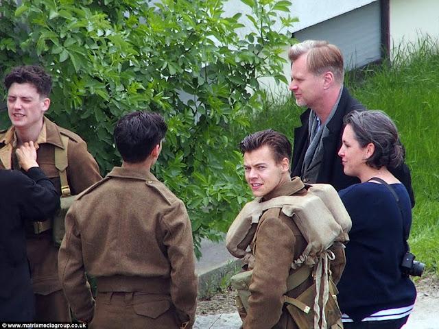 Niall Horan habla sobre las habilidades de actuación de Harry Styles