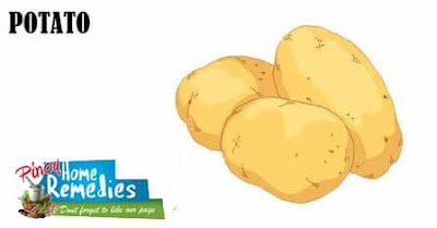 Home Remedies For Tanned Skin: Potato