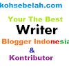 Aplikasi menulis Artikel di Android khusus Anak Blogger Versi Terbaru