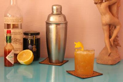 cocktail Baudin Nouvelle-Orleans