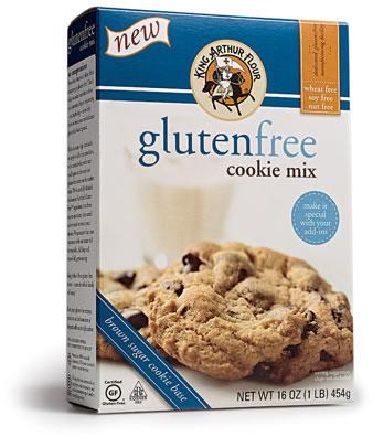 The Brighter Side of Gluten Free King Arthur Flour GF