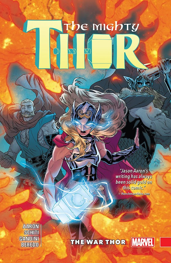 the mighty thor marvel comics