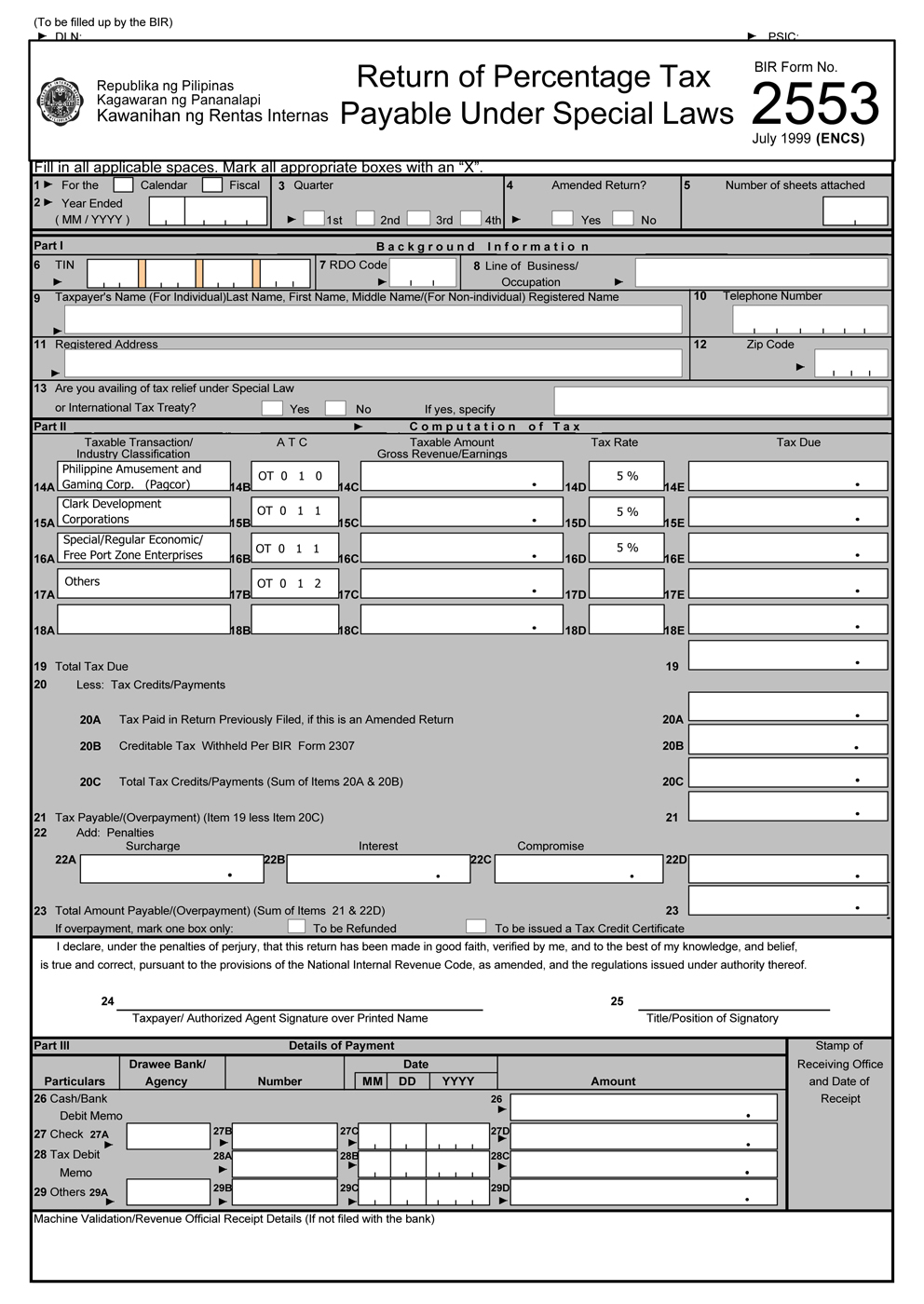 2553 tax form - People.davidjoel.co