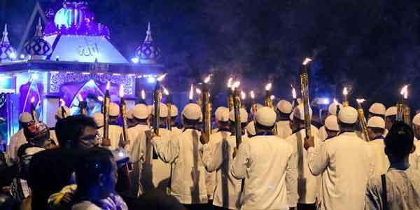 tradisi unik lebaran idul fitri di Indonesia