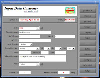 Download Program Data Customer Perusahaan v1.0