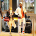 Paul Pogba Steps Out With His Stunning Girlfriend Maria Salaues