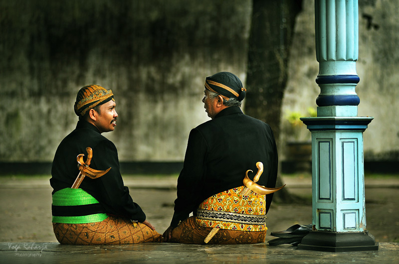 The Faces Of Indonesia Javanese Culture Sekaten Ceremony In Solo Regency