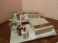 molton brown toiletries in stobo