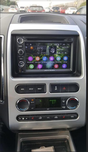 Joying Charming Car Stereo Head Unit In-dash : How to set