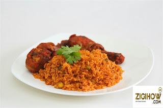 HOW TO MAKE NIGERIAN JELLOF RICE 4