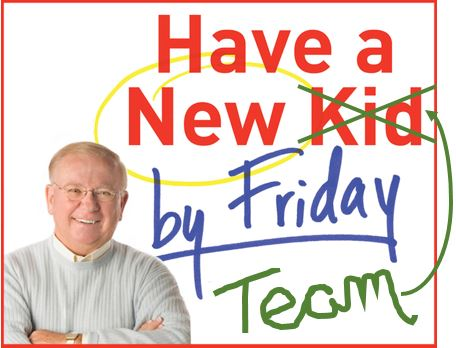 Have A New Kid By Friday Summary