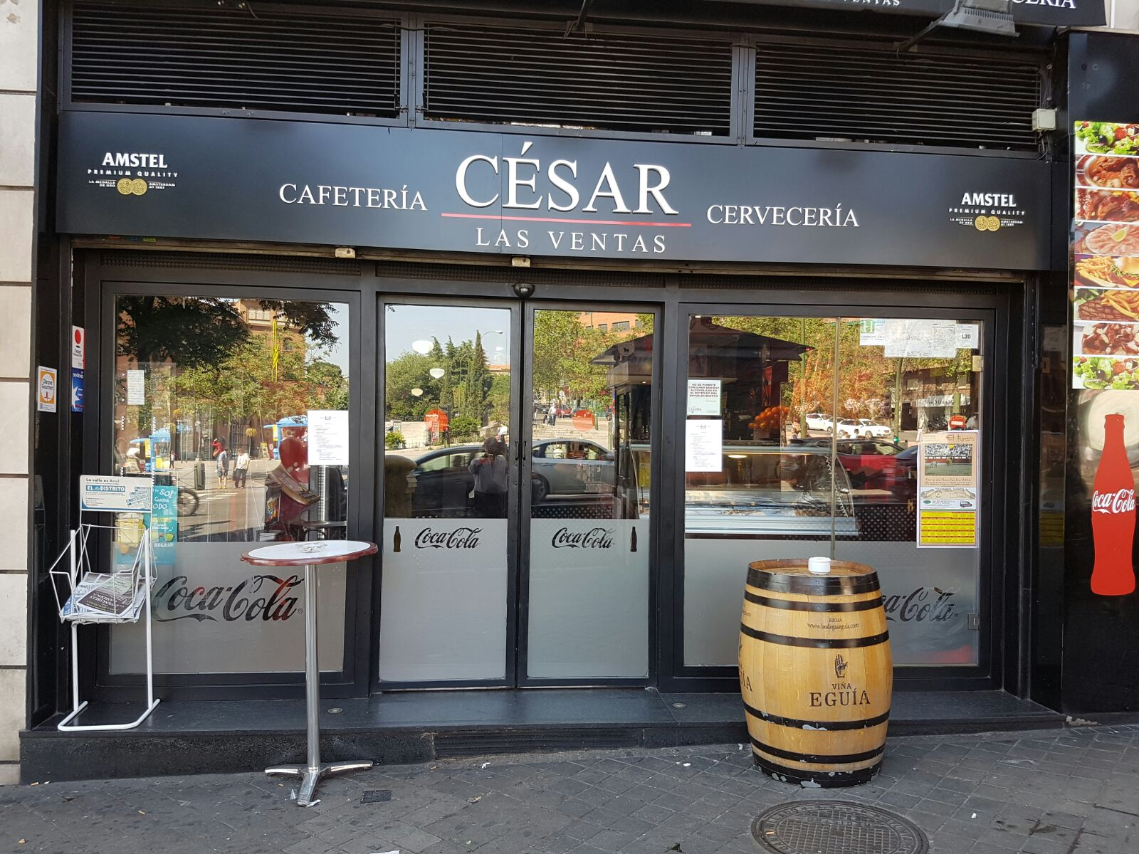 BAR CESAR MADRID