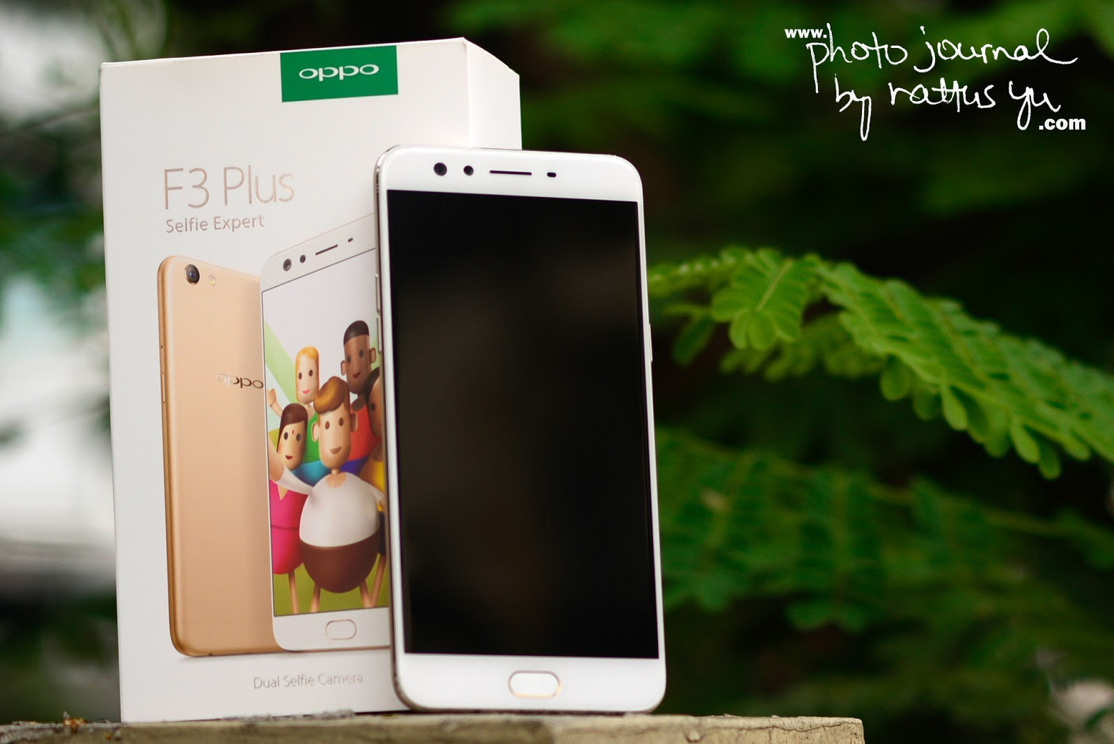 UNBOXING: OPPO F3 Plus, The 'Selfie Expert'
