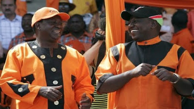 Ruto to work with Raila