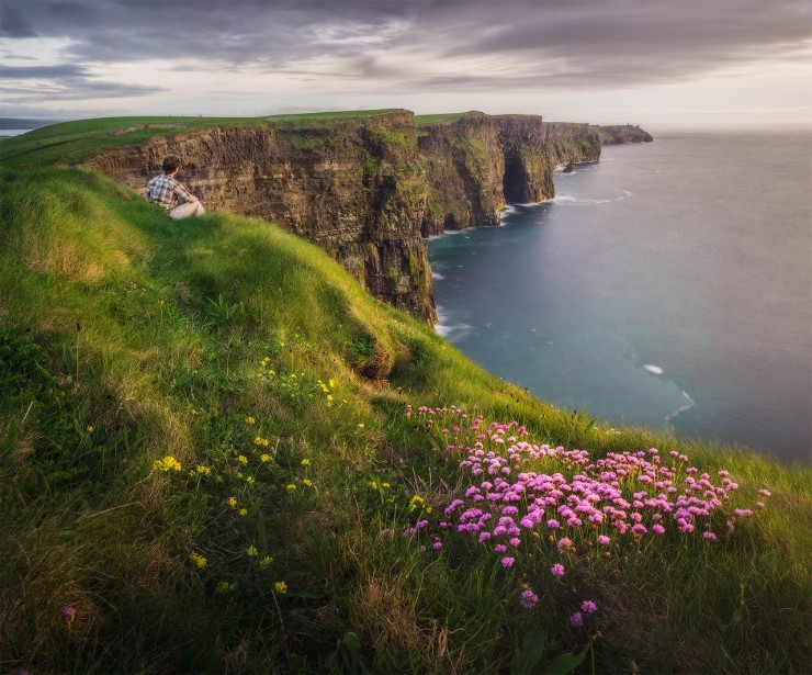 20 Spots In Europe You Must See Before You Die - Cliffs of Moher, County Clare, Ireland
