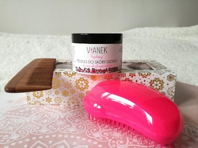 VIANEK | Łagodzący peeling do skóry głowy