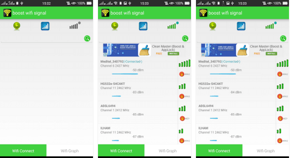 8+1 Best Free WiFi Signal Booster Apps For Android