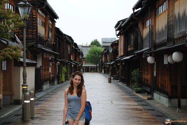 kanazawa, giappone, geisha, cosa vedere a kanazawa