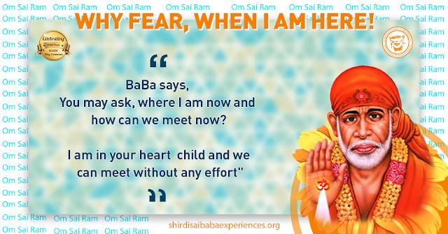 Shirdi Sai Baba Blessings - Experiences Part 2533
