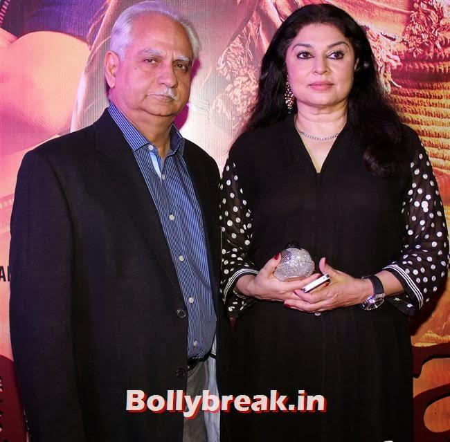Ramesh and Kiran Sippy, Gulaab Gang Movie Premiere Pics