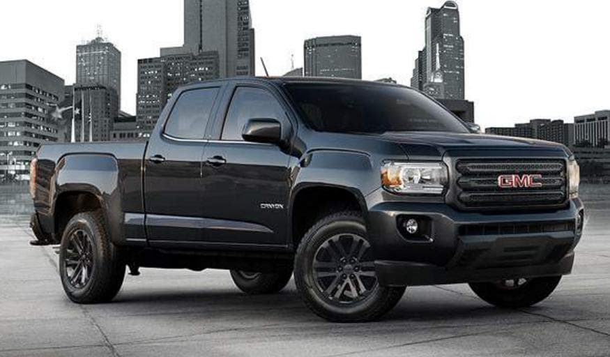 2019 GMC Canyon Redesign