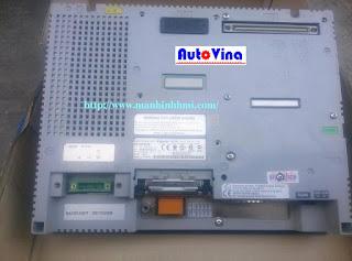 Mặt sau màn hình cảm ứng HMI Schneider 10.4 inch XBTGT5330