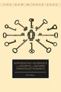 Yellow book cover with an image of antique keys surrounding a lock