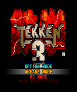 Tekken 3 PC Game