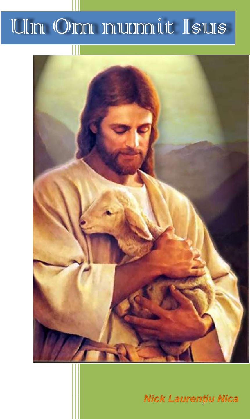 Un Om numit Isus