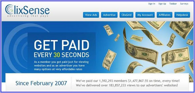Make Money With Clixsense Earn 200$ to 250$ Every Month In Hindi & Urdu | Best Ptc Site