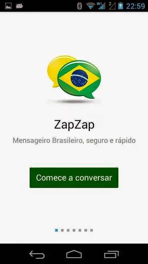 ZapZap - Alternativa ao WhatsApp