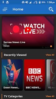 Samaa News Live - screenshot 2