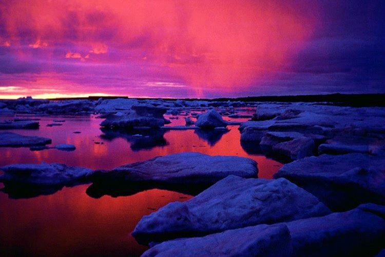 Kanada'da bulunan Hudson Körfezi dünyada yerçekiminin en az hissedildiği bölgelerden biridir.